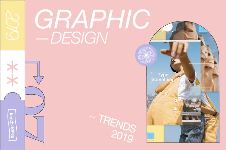 8 Tren Desain Grafis Terpopuler yang akan Mendominasi 2019