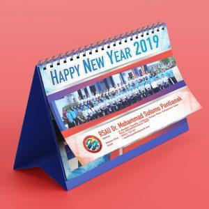 Table Calendar/Kalender Meja