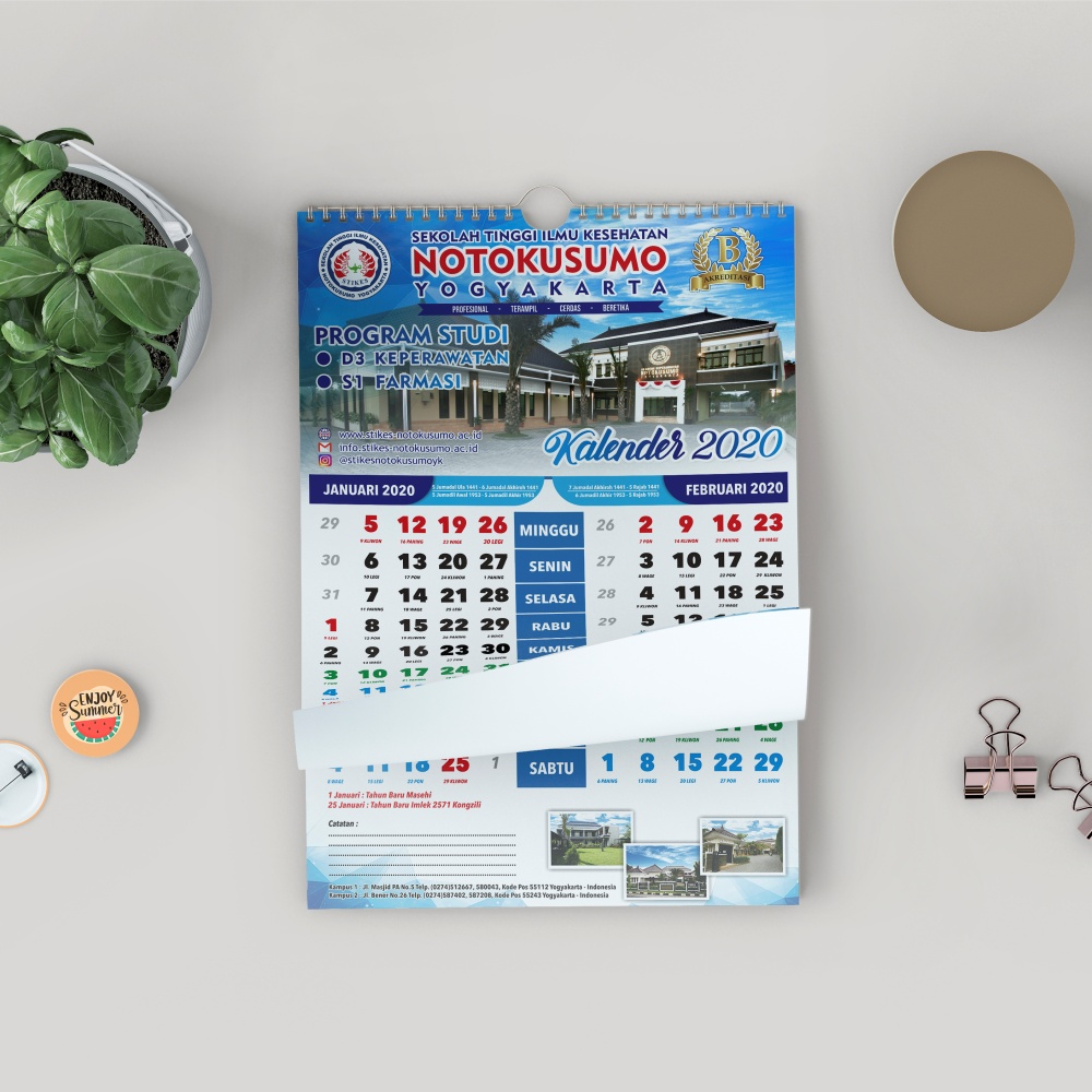 Kalender Dinding