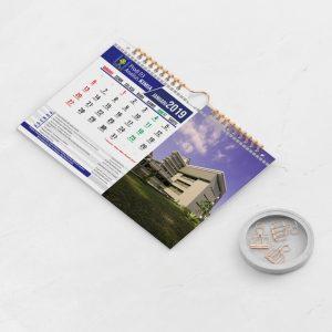 Kalender Spiral