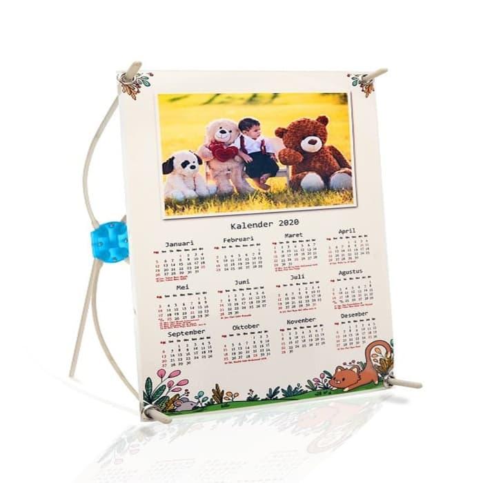Kalender Meja Mini