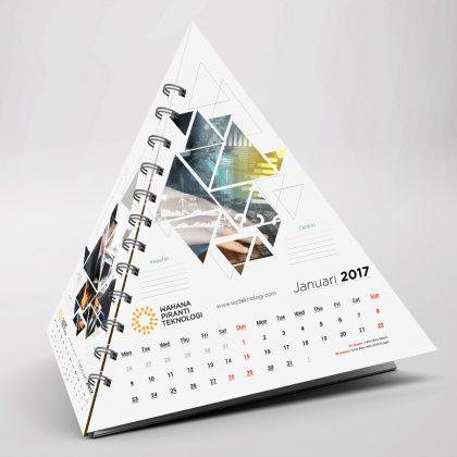 Kalender 3D Custom